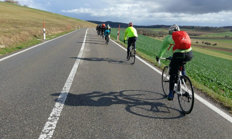 Ausbildung zum Swiss Cycling Road Guide