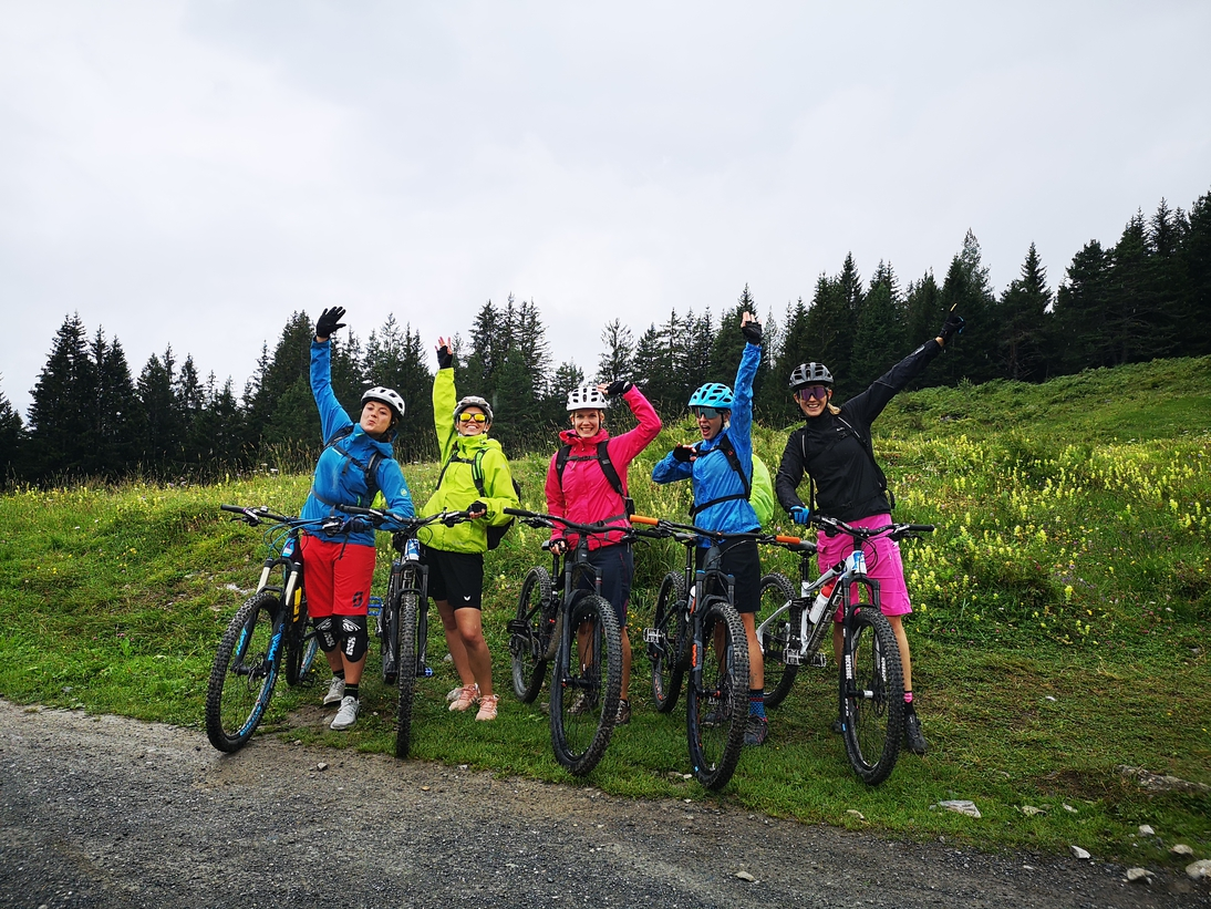 Bikebuebe Privatcoaching in Flims