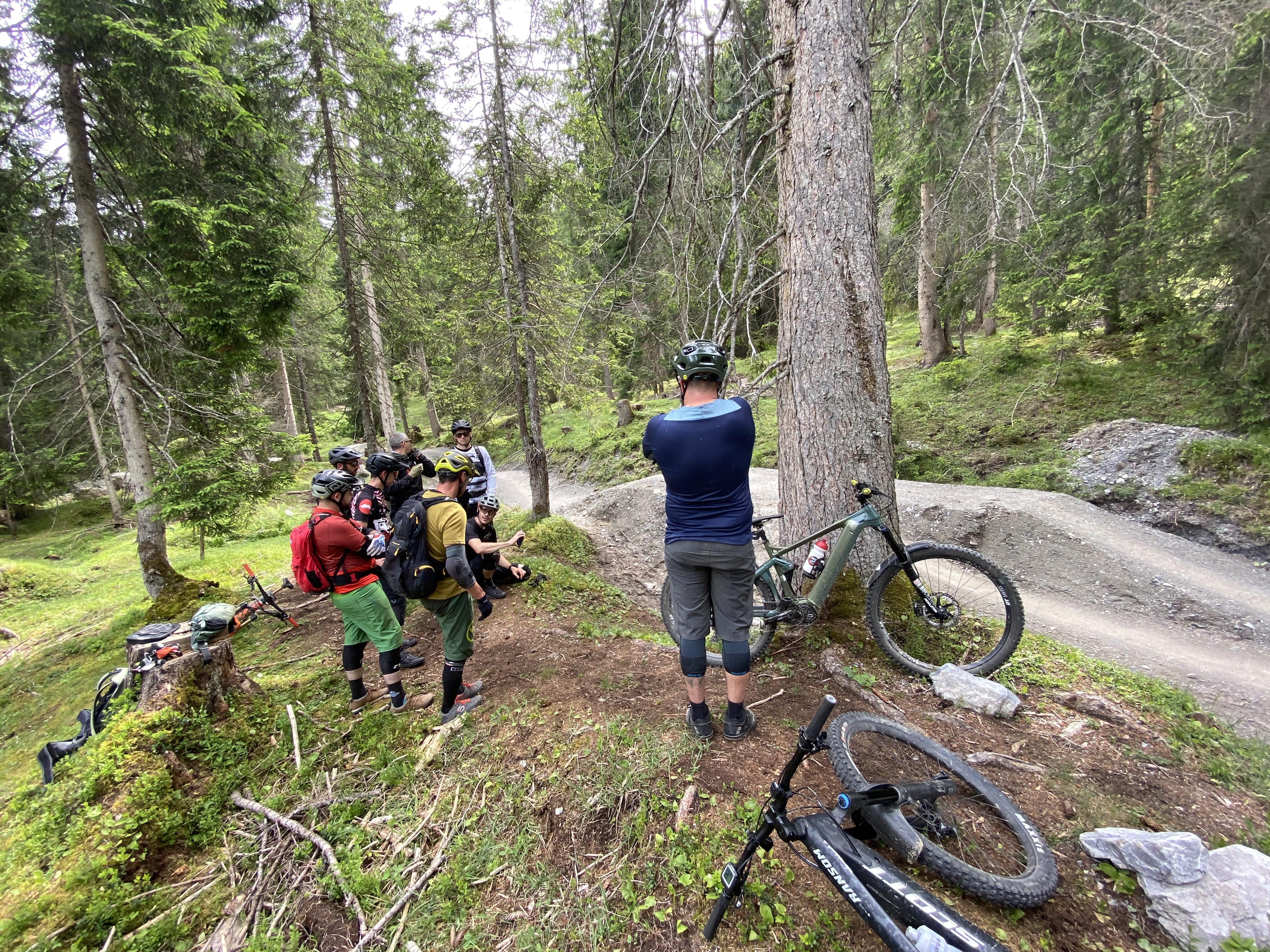 MTB Skills & Trails Flims