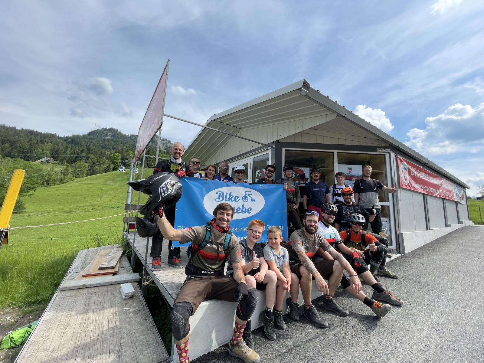 Flowtrail Workshop Marbachegg